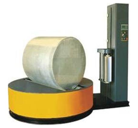 T2000F圆筒式预拉伸缠绕包装机