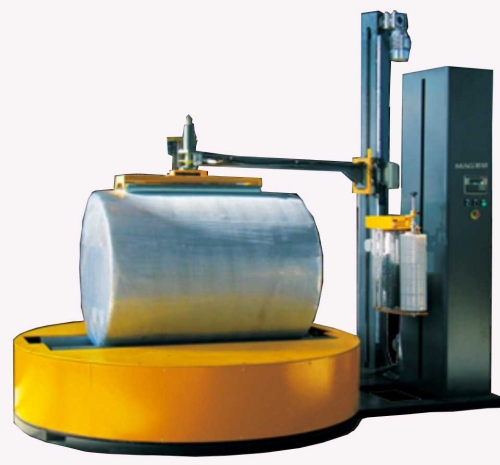 圆筒式缠绕机