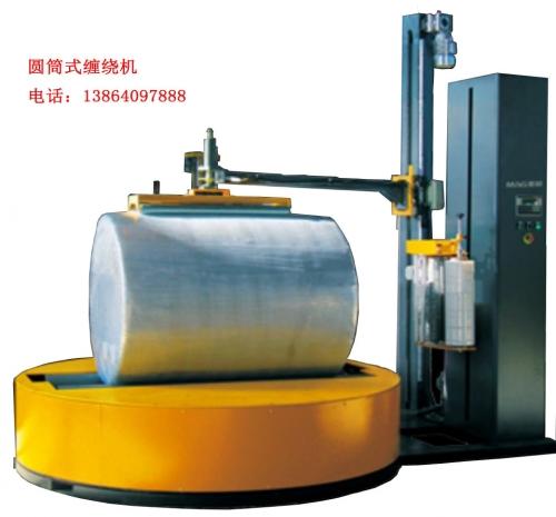 T2000F圆筒试压顶型缠绕机