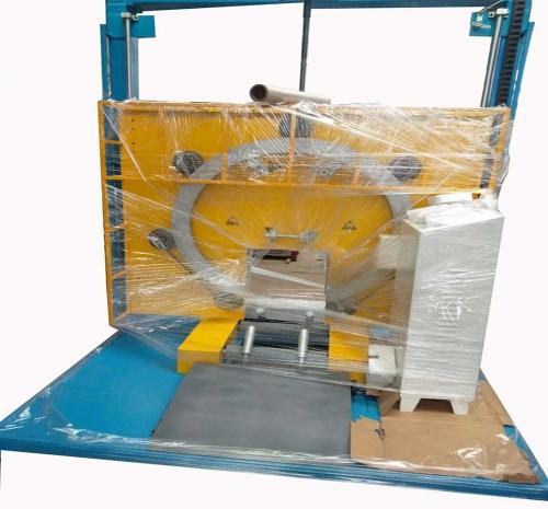 H600L立式环体缠绕包装机