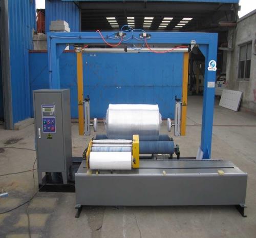T2000F圆筒式缠绕包装机